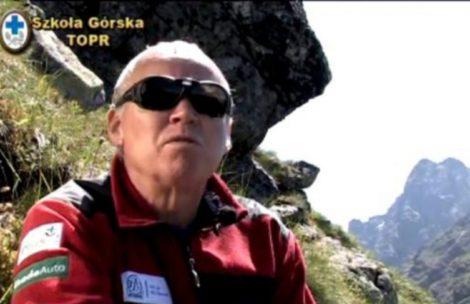 """Akademia Górska TOPR – """"BURZE"""" (film)"""