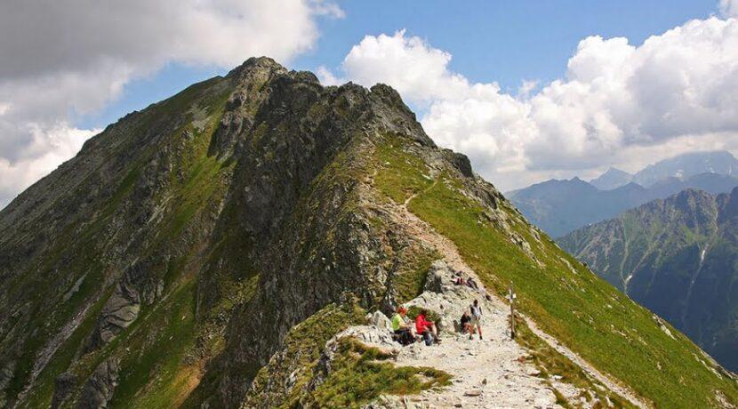 Zakątki Tatr: Szpiglasowa Przełęcz