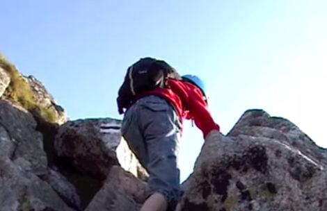 Młody Tatromaniak na Kościelcu (film)