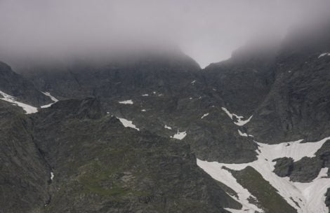 W Tatrach zapowiadają…śnieg