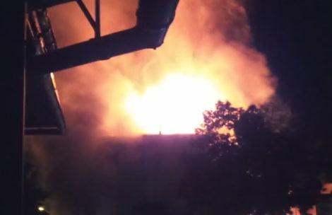 Pożar Watry w Zakopanem (film)