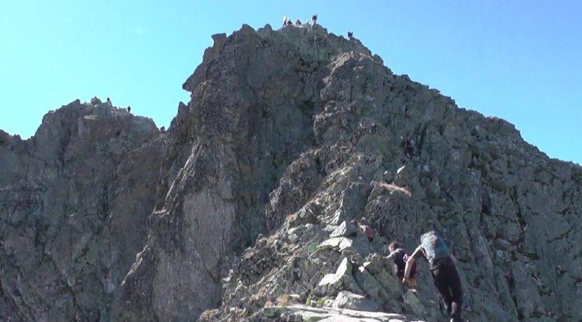 Wejście na Rysy (film)