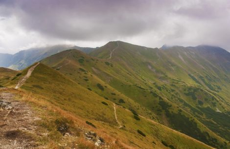 GOPR apeluje o rozsądek w górach