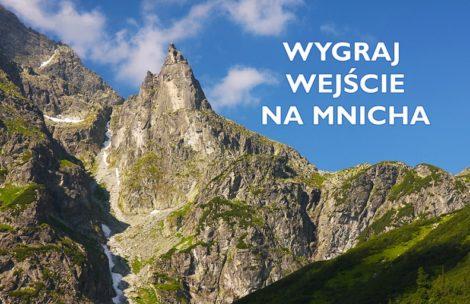 Charytatywnie na Mnicha. Weź udział w konkursie i wygraj wejście!