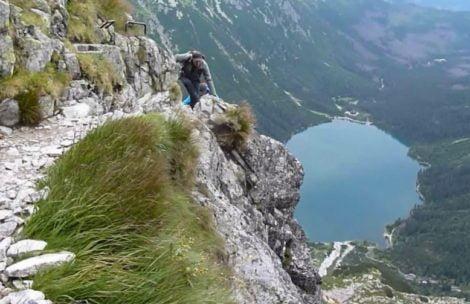 Na Mięguszowiecką Przełęcz pod Chłopkiem (FILM)