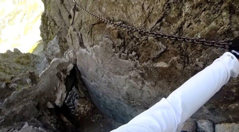 UWAGA! Zerwany szlak na Orlej Perci