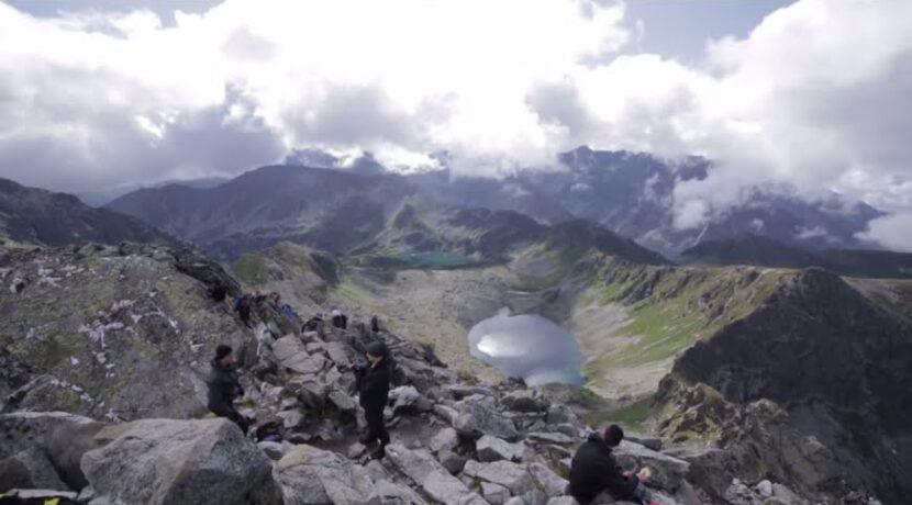 Kasprowy, Świnica, Zawrat, D5SP – świetne nagranie z Tatr (film)