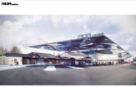 Tak będzie wyglądał nowy dworzec w Zakopanem