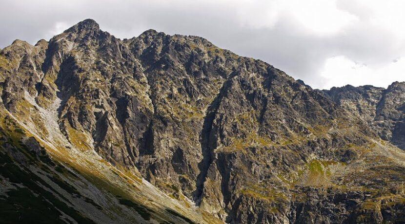 Tatrzańskie szczyty: Granaty