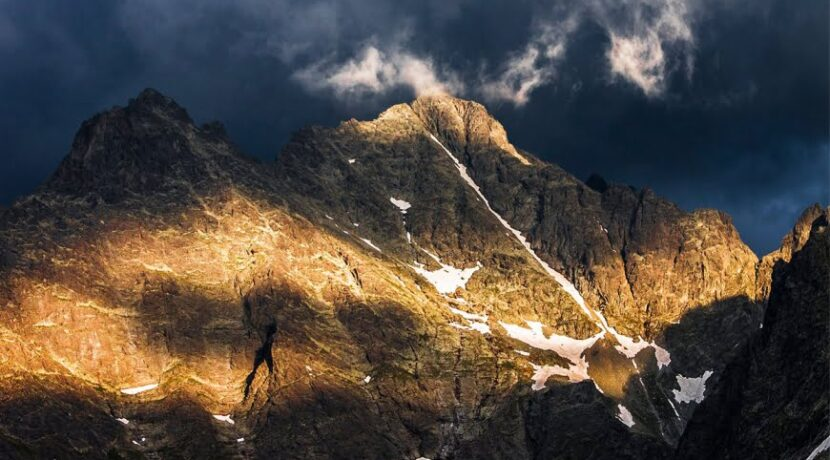Tatrzańskie szczyty: RYSY