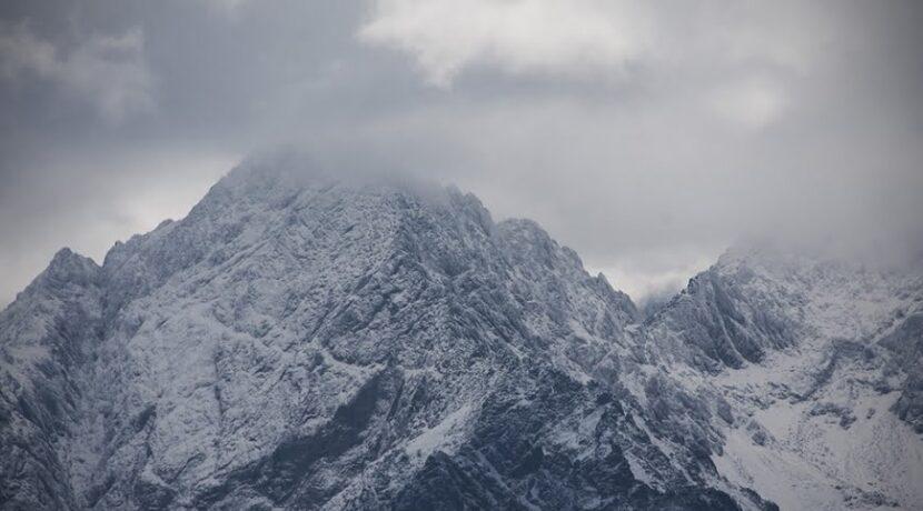 Opady śniegu w Tatrach. Idzie zima?