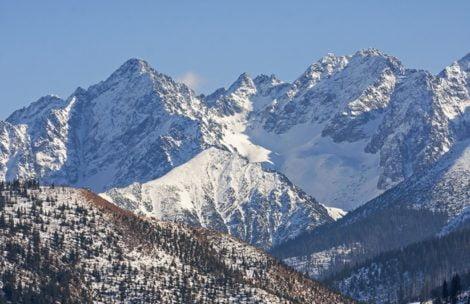 Tatry Słowackie: szlaki zamykane na zimę
