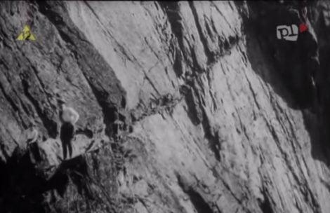 """""""Zamarła Turnia"""" – wyjątkowy film z 1962 roku"""
