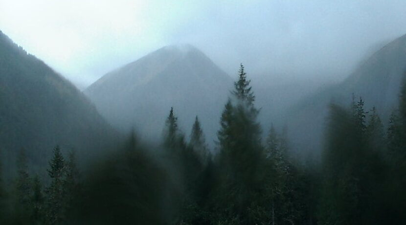 W Tatrach znów wieje halny