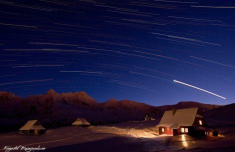 Tatry nocą – wyjątkowa galeria zdjęć
