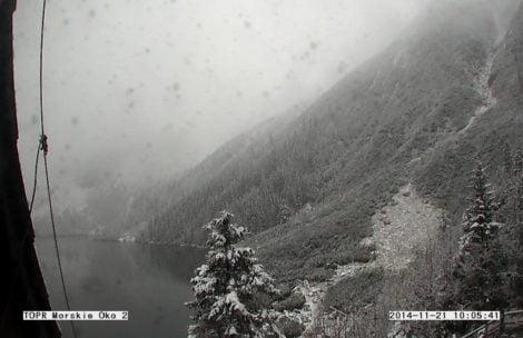 """W Tatrach coraz zimniej. TOPR ogłosił lawinową """"jedynkę"""""""