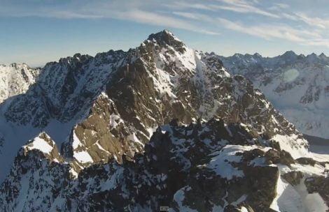 Orla Perć w warunkach zimowych (film)