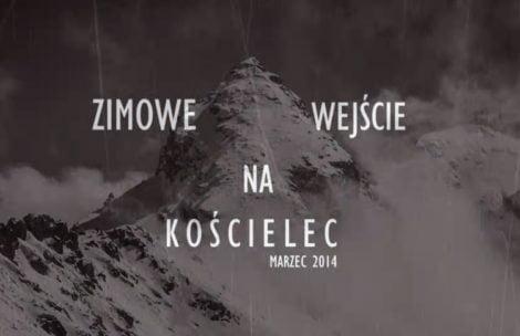 Zimowe wejście na Kościelec (film)