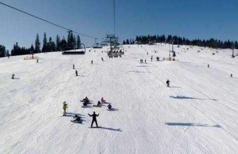 Ruszają wyciągi narciarskie pod Tatrami