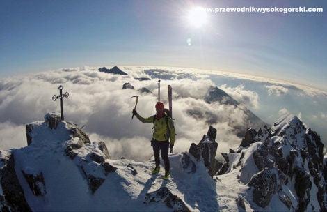Gerlach, Lodowy i Łomnica – na nartach w jeden dzień!