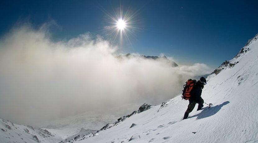 Zimowe wejście na Kozi Wierch – relacja i zdjęcia