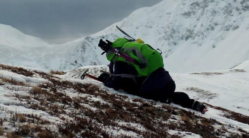 Wyjście w góry w czasie halnego (film)