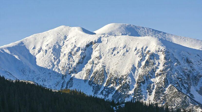 Tatrzańskie szczyty: KOPA KONDRACKA