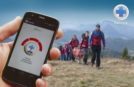 """""""Ratunek"""" już działa w Tatrach! TOPR zachęca do pobrania aplikacji"""