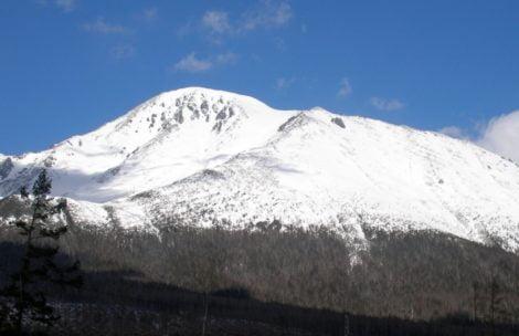 Tragedia na koniec roku, Polak zginął w słowackich Tatrach