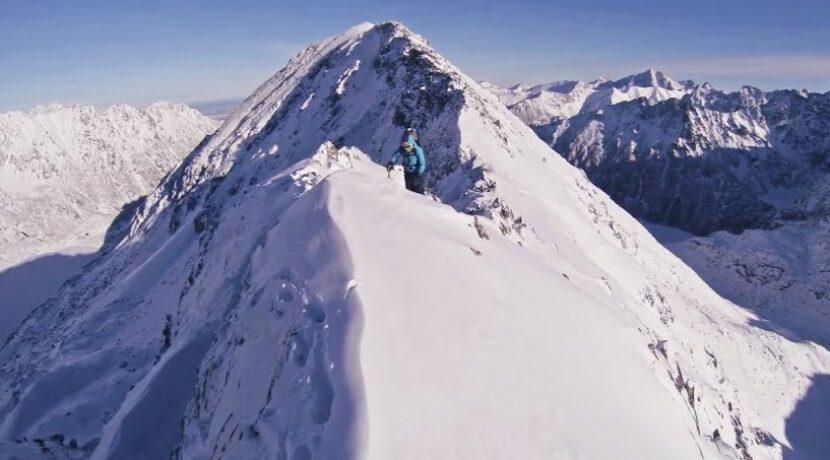 Wejście na Szpiglasowy Wierch zimą (film)