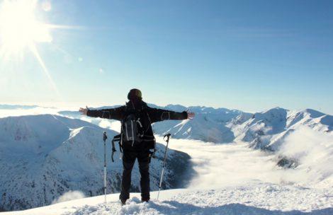 800 km podróży i wymarzona nagroda w górach