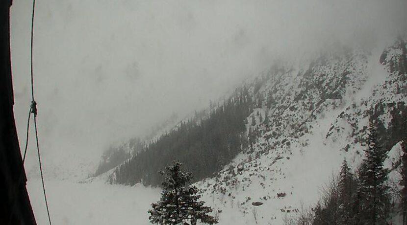 Załamanie pogody w Tatrach, będzie mocno sypać!