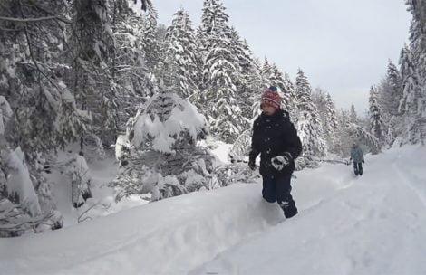 Dolina Strążyska w zimowej szacie (film)