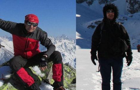 Ratownicy znaleźli ciała zaginionych turystów