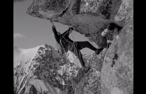 Wspinaczka na Mnicha – niesamowity film z 1961 roku