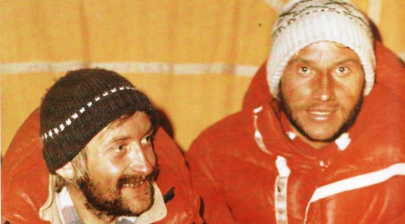 41 lat temu Polacy jako pierwsi weszli zimą na Mount Everest!