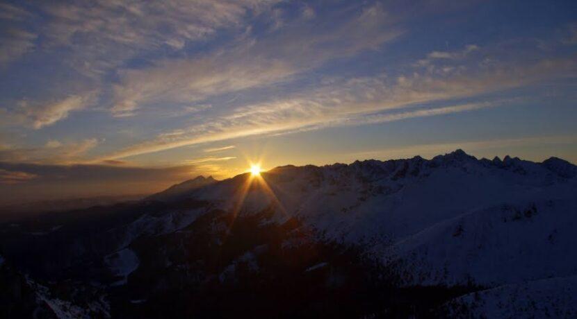 Wschód słońca na Giewoncie i święto kozic na Czerwonych Wierchach (relacja, zdjęcia)