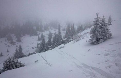 Zima nie odpuszcza, w Tatrach mnóstwo śniegu. Rośnie zagrożenie lawinowe