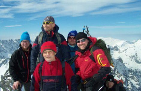 """68-latek na Rysach: """"Chodzę po górach, bo nudziło mi się na emeryturze"""""""