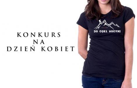 Dzień Kobiet 2015 – wygraj koszulkę Tatromaniaka!