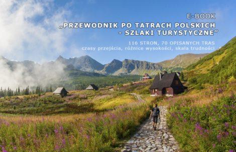 E-book z opisami szlaków w polskich Tatrach gotowy – zbieramy zamówienia!