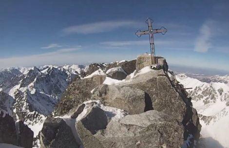 Zimowe wejście na Gerlach (film)