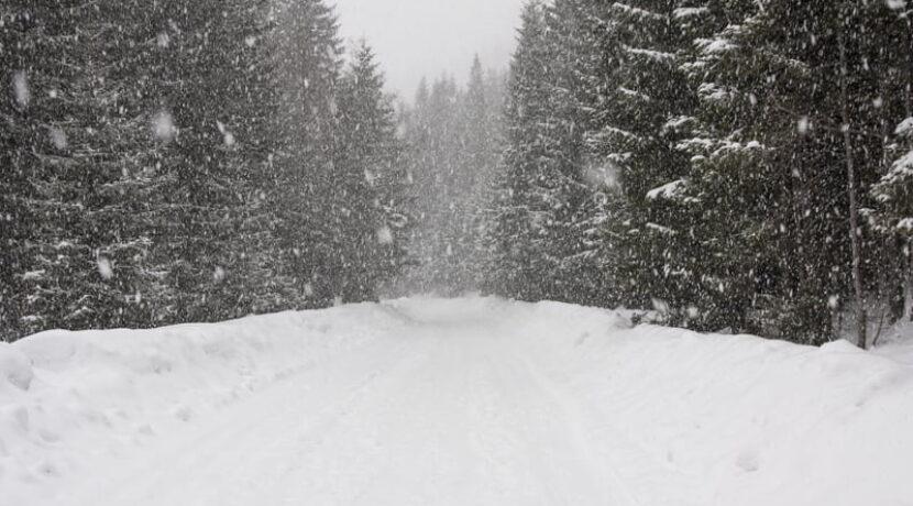 W śnieżycy do Morskiego Oka (zdjęcia)