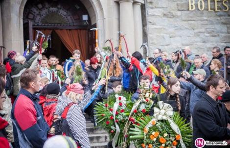 """Pogrzeb godny """"Ludzi Gór"""". W Limanowej pożegnano Henryka i Marka (zdjęcia)"""