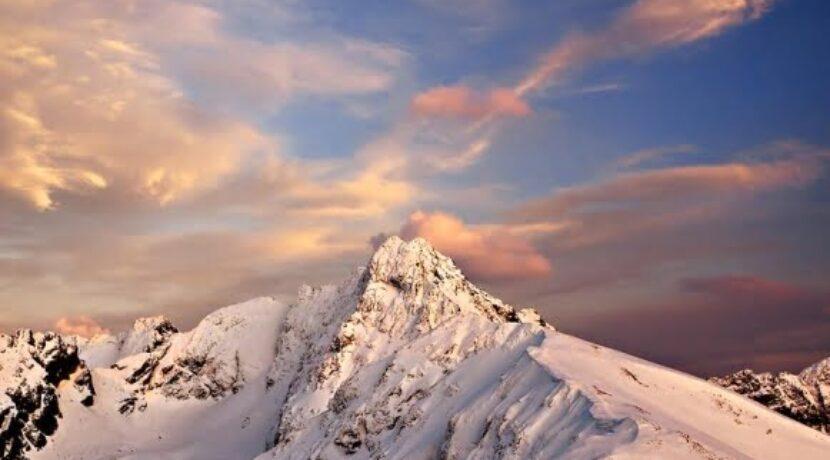 Tatrzańskie szczyty: ŚWINICA