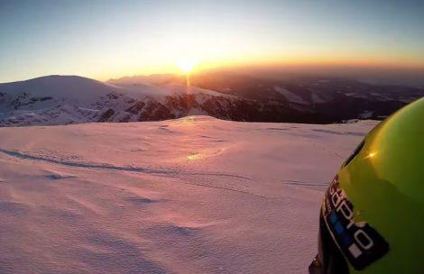 Pustki na Giewoncie i zjazd z Małołączniaka, czyli ostatni dzień zimy w Tatrach (film)