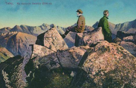 Tatry na starych pocztówkach (GALERIA)