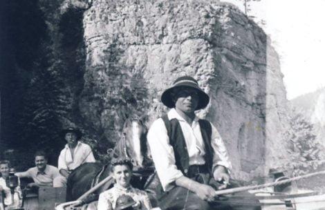 Zakopane i Tatry na starych zdjęciach (1943-44)