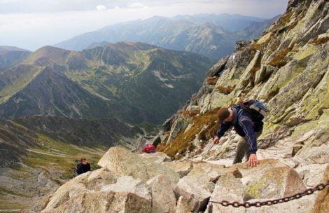 Na Świnicę przez Świnicką Przełęcz – opis szlaku i zdjęcia