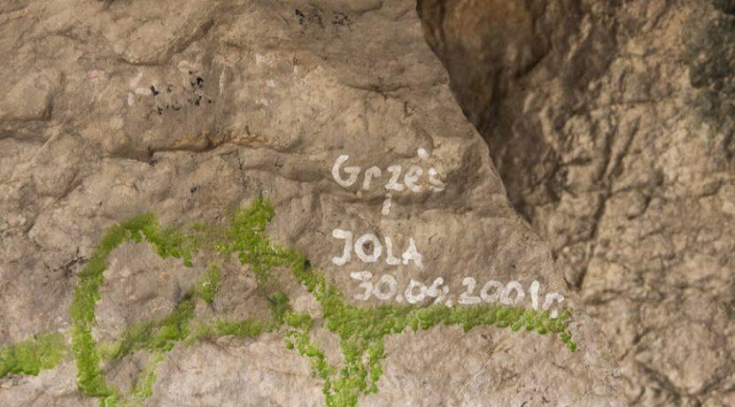 Malarstwo jaskiniowe, czyli jak Polacy swe góry kochają
